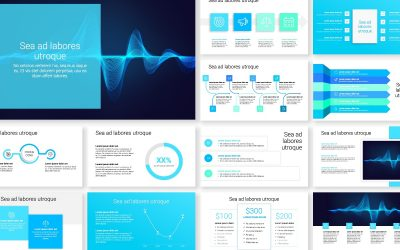 TORONTO MINIMAL TECHNOLOGY POWERPOINT TEMPLATE