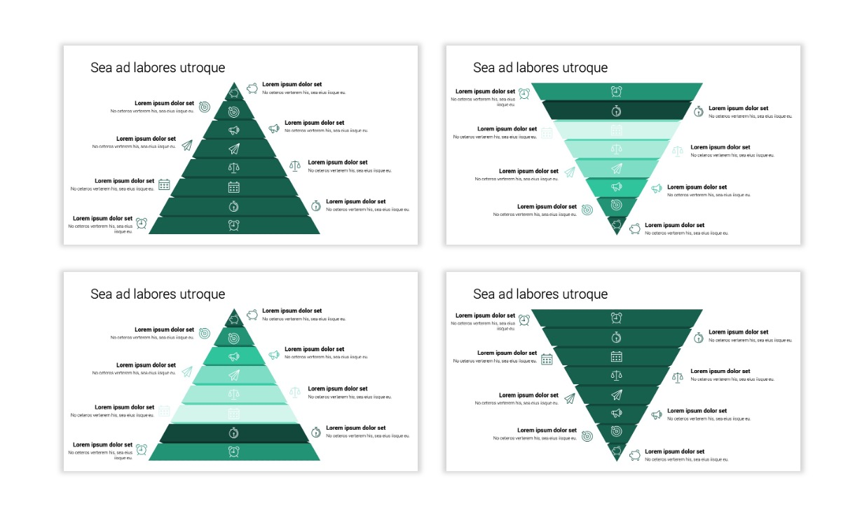 Minimal PPT Templates - Green - Monochromatic - Interior Design - Real Estate -2 Slide22
