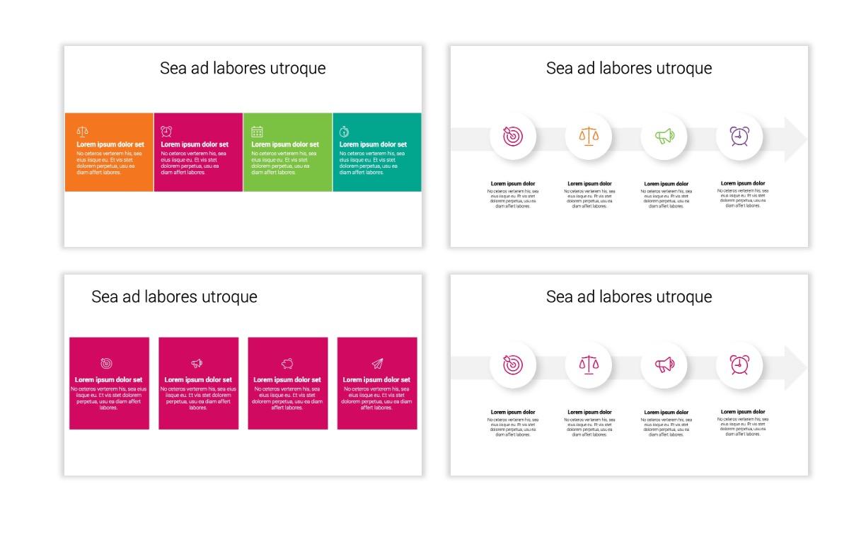 Minimal PPT Templates - Pink - Bright - Interior Design - Real Estate Slide14