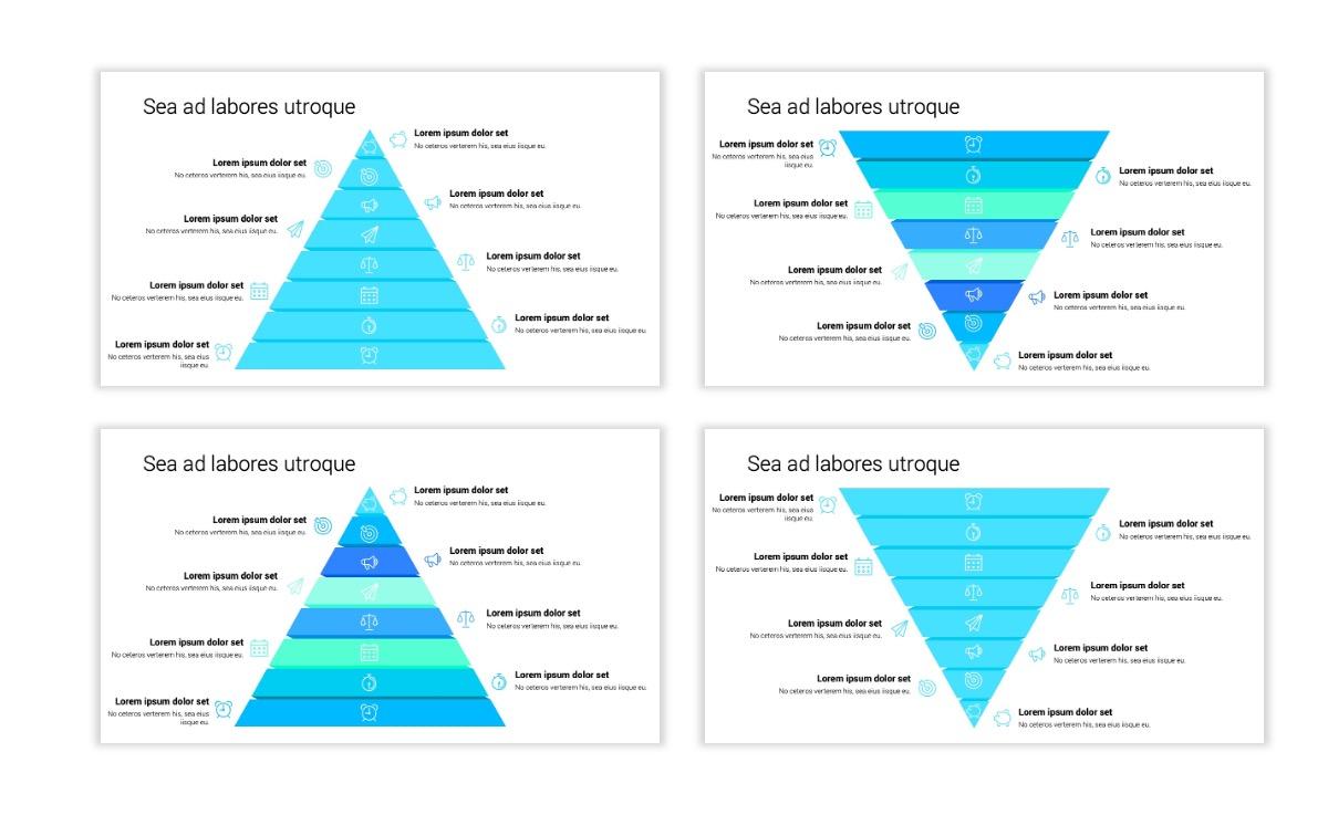 Minimal PPT Templates - Seafoam - Bright - Monochrome - Interior Design - Real Estate Slide22