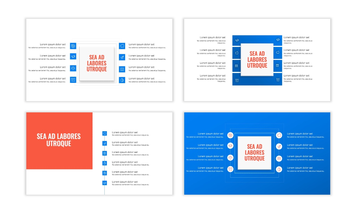 OSLO - Minimal - Blue -Bright - Business - Professional - Aesthetic - Clean - Minimal Slide20