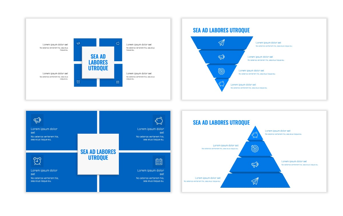 OSLO - Minimal - Blue - Business - Professional - Aesthetic - Clean - Minimal Slide16
