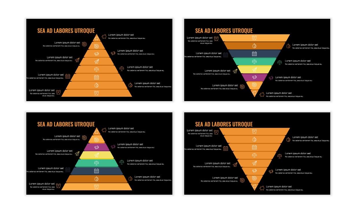 OSLO - Minimal - Dark Orange - Business - Professional - Aesthetic - Clean - Minimal Slide22