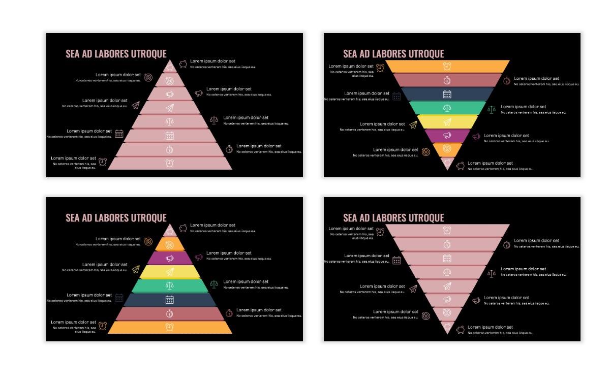 OSLO - Minimal - Dark Pale Pink - Business - Professional - Aesthetic - Clean - Minimal Slide22