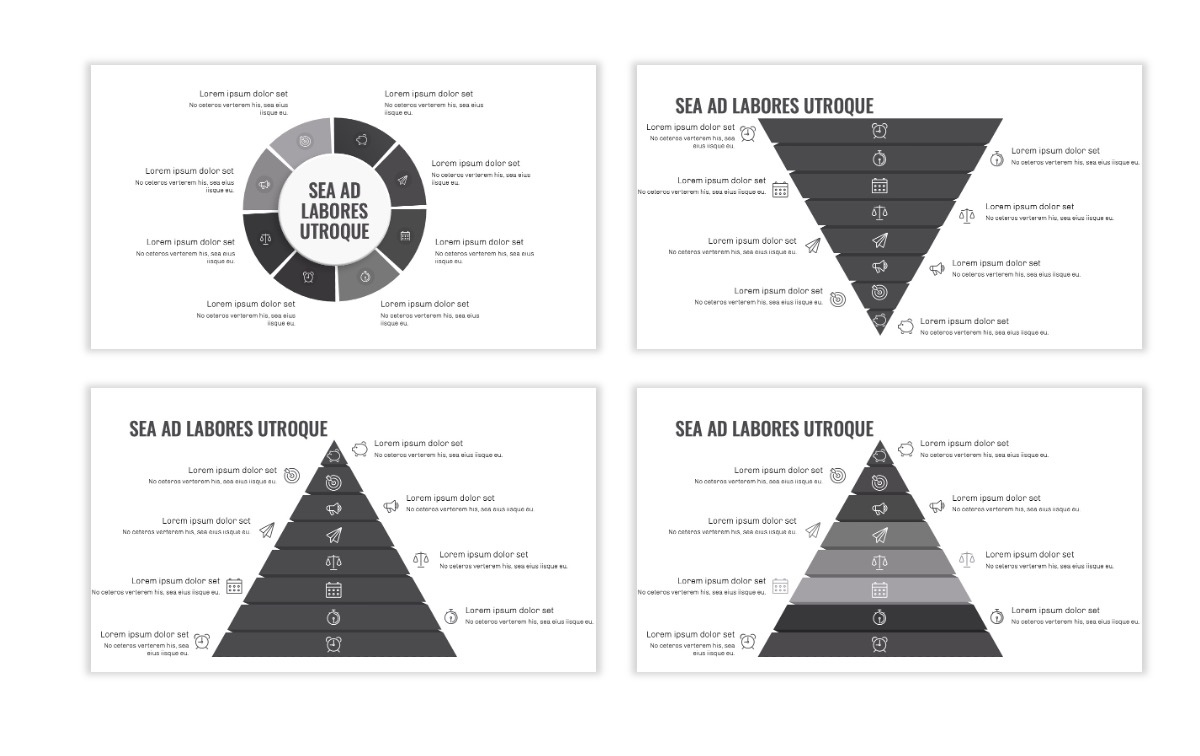 OSLO - Minimal - Gray Mono - Business - Professional - Aesthetic - Clean - Minimal Slide21