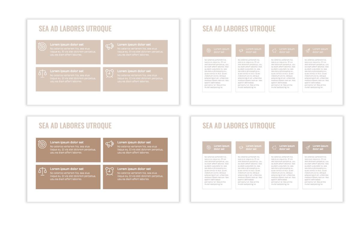 OSLO - Minimal - Neutral - Business - Professional - Aesthetic - Clean - Minimal Slide12