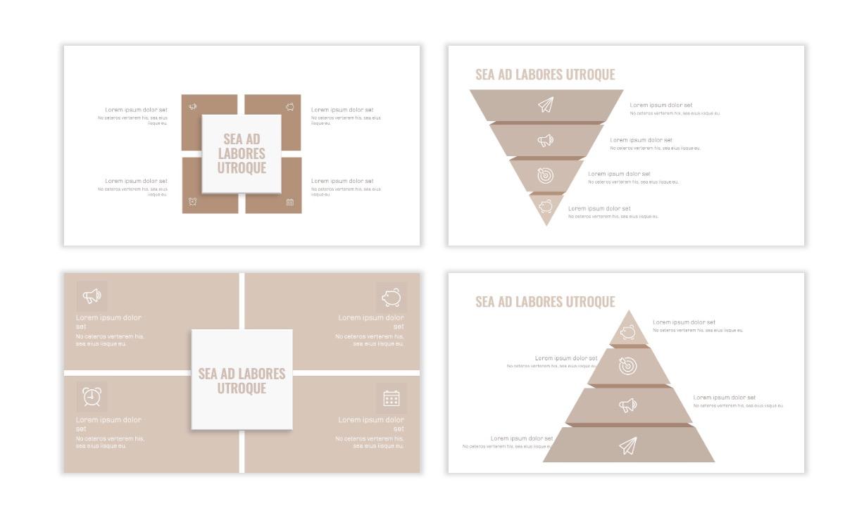 OSLO - Minimal - Neutral - Business - Professional - Aesthetic - Clean - Minimal Slide16