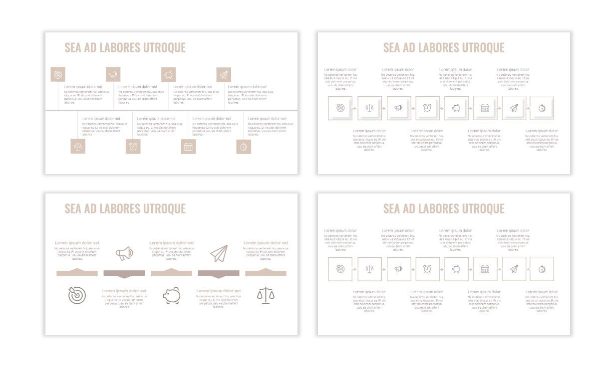 OSLO - Minimal - Neutral - Business - Professional - Aesthetic - Clean - Minimal Slide19