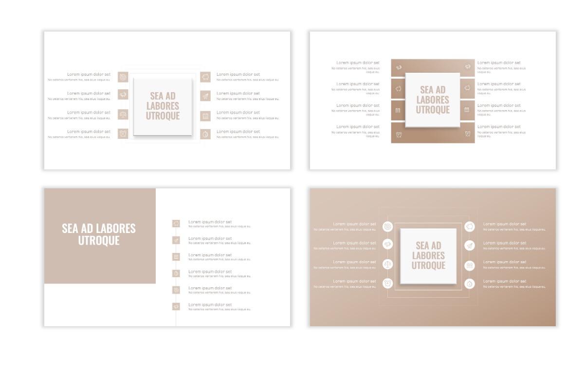 OSLO - Minimal - Neutral - Business - Professional - Aesthetic - Clean - Minimal Slide20