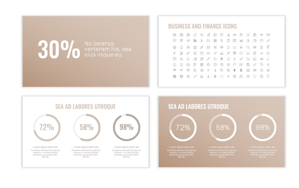 OSLO - Minimal - Neutral - Business - Professional - Aesthetic - Clean - Minimal Slide25