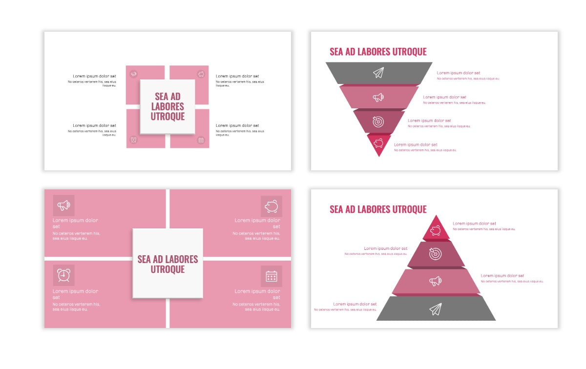 OSLO - Minimal - Pink - Business - Professional - Aesthetic - Clean - Minimal Slide16