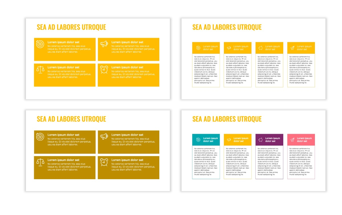 OSLO - Minimal - Yellow -Bright - Business - Professional - Aesthetic - Clean - Minimal Slide12