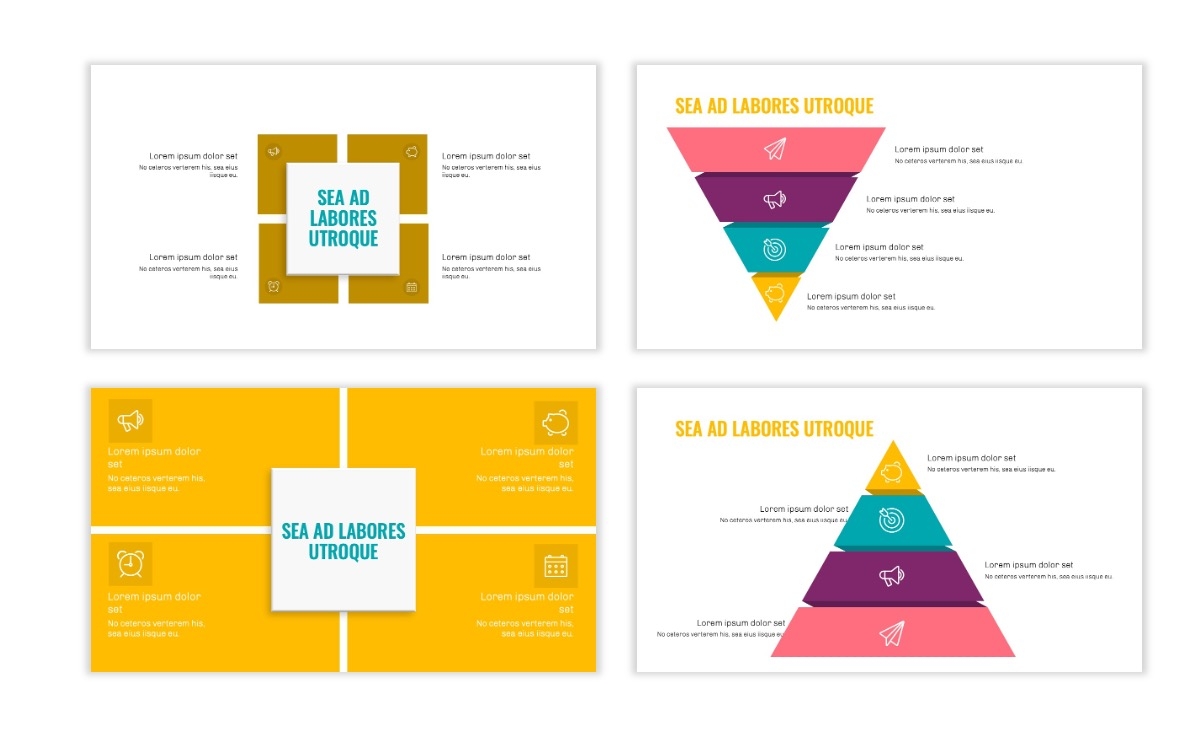 OSLO - Minimal - Yellow -Bright - Business - Professional - Aesthetic - Clean - Minimal Slide16