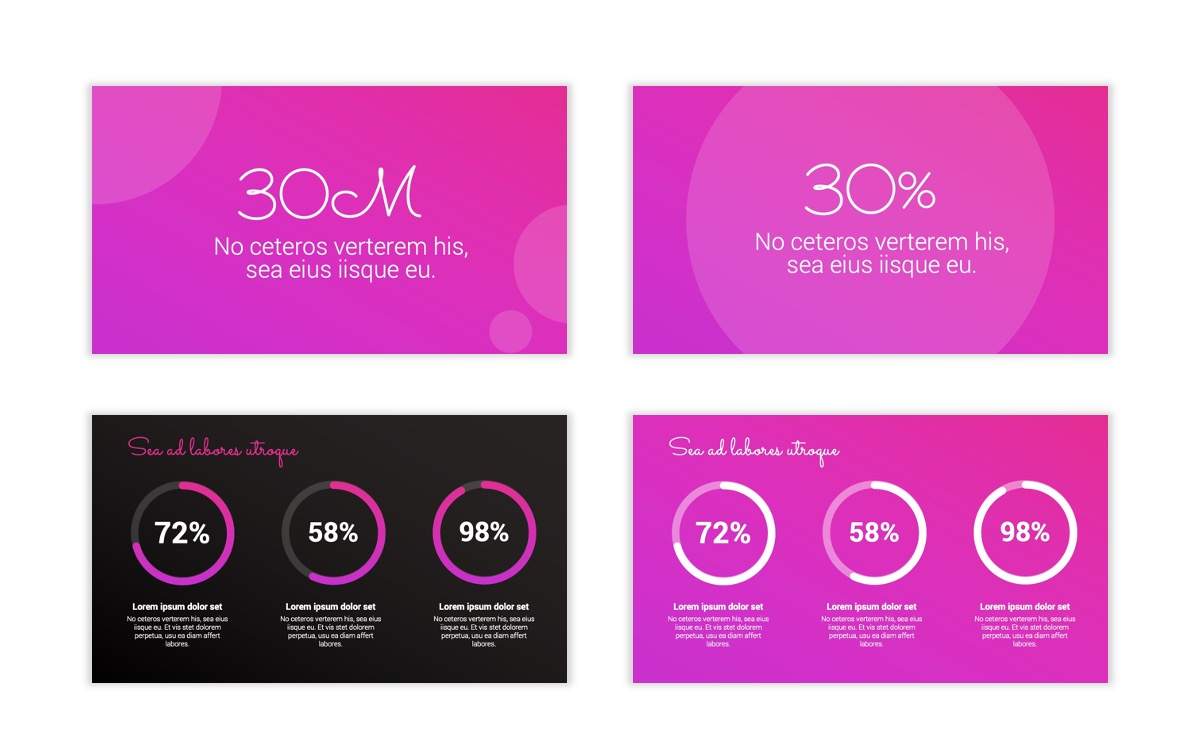 Pink and Black Sydney PPT Template31