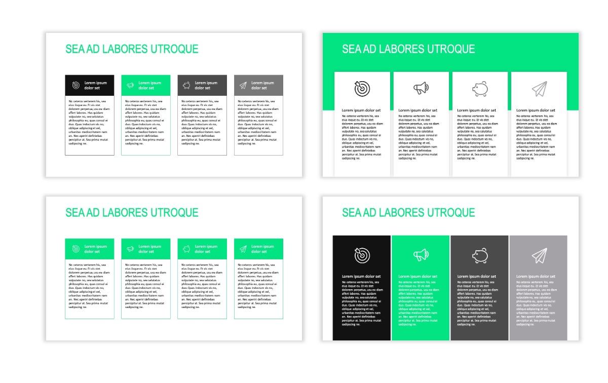 ROME - Fitness - Green - Aesthetic - Clean - Minimal Slide 12