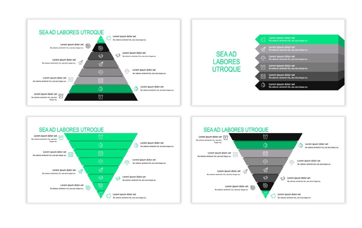 ROME - Fitness - Green - Aesthetic - Clean - Minimal Slide 21