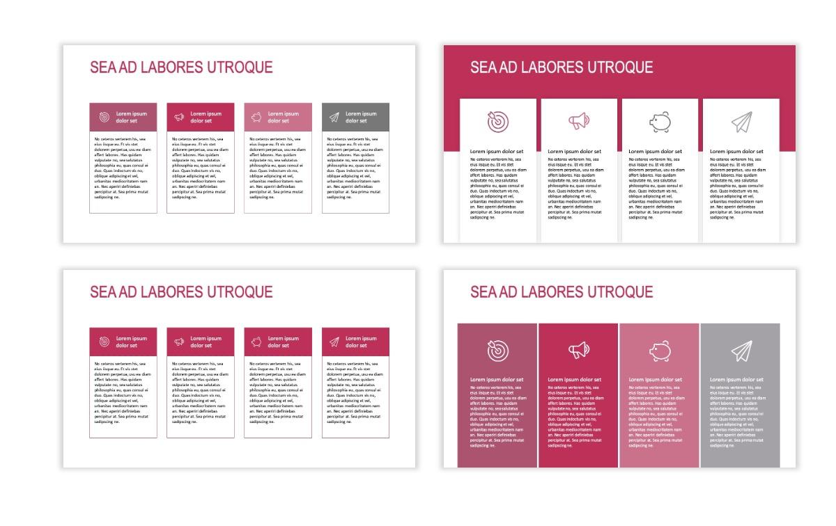 ROME - Travel - Pink - Aesthetic - Clean - Minimal Slide 12