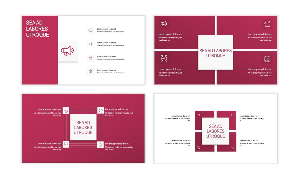 ROME - Travel - Pink - Aesthetic - Clean - Minimal Slide 15