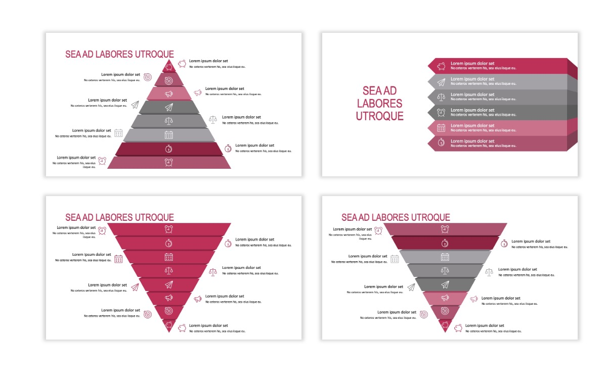 ROME - Travel - Pink - Aesthetic - Clean - Minimal Slide 21