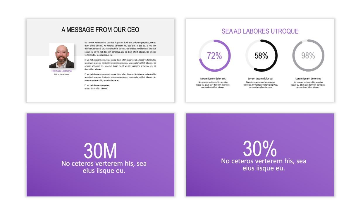 ROME - Travel - Purple - Aesthetic - Clean - Minimal Slide 24