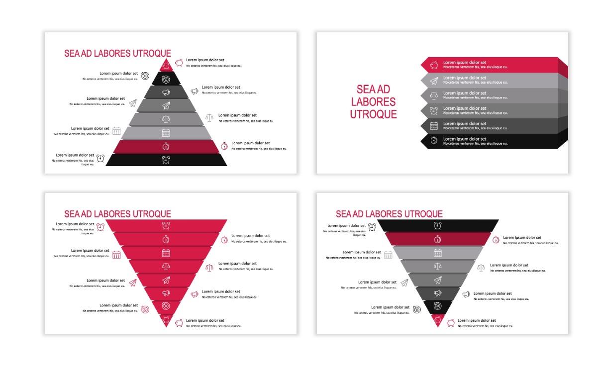 ROME - Travel - Red - Aesthetic - Clean - Minimal Slide 21