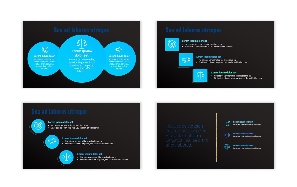 Syndey Blue Free PowerPoint Template Slide13