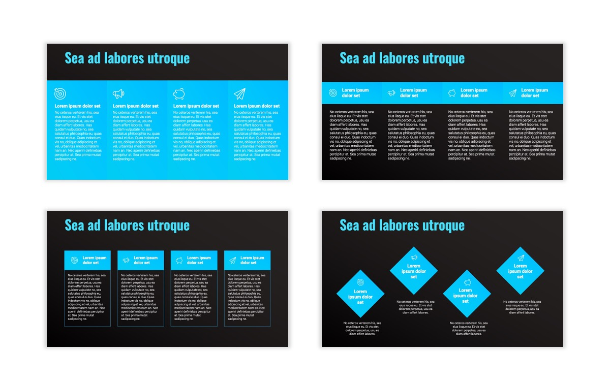 Syndey Blue Free PowerPoint Template Slide17