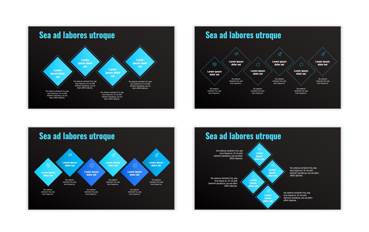 Syndey Blue Free PowerPoint Template Slide18