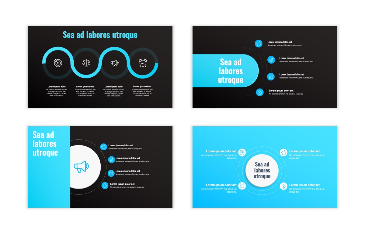 Syndey Blue Free PowerPoint Template Slide21