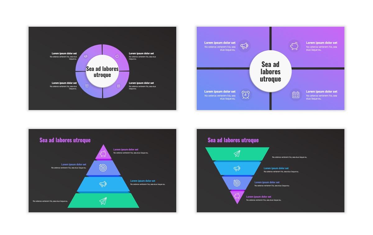 Syndey Purple Free PowerPoint Template Slide22