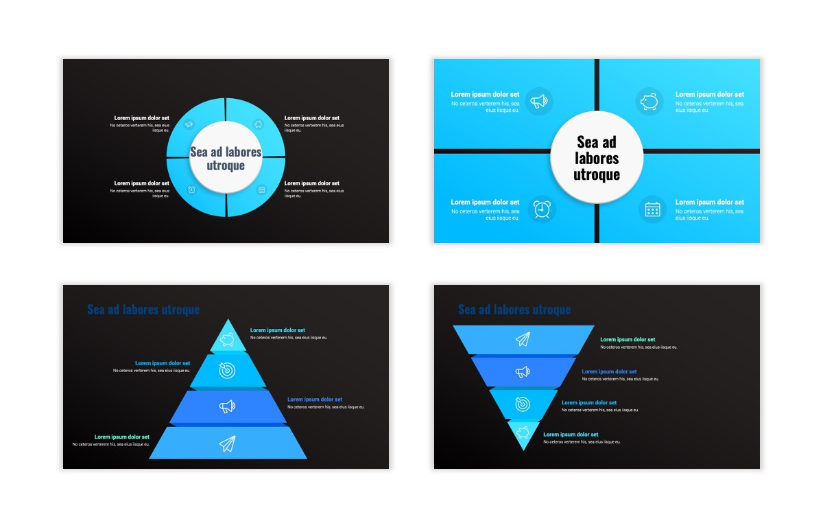 Syndey Blue Free PowerPoint Template Slide22