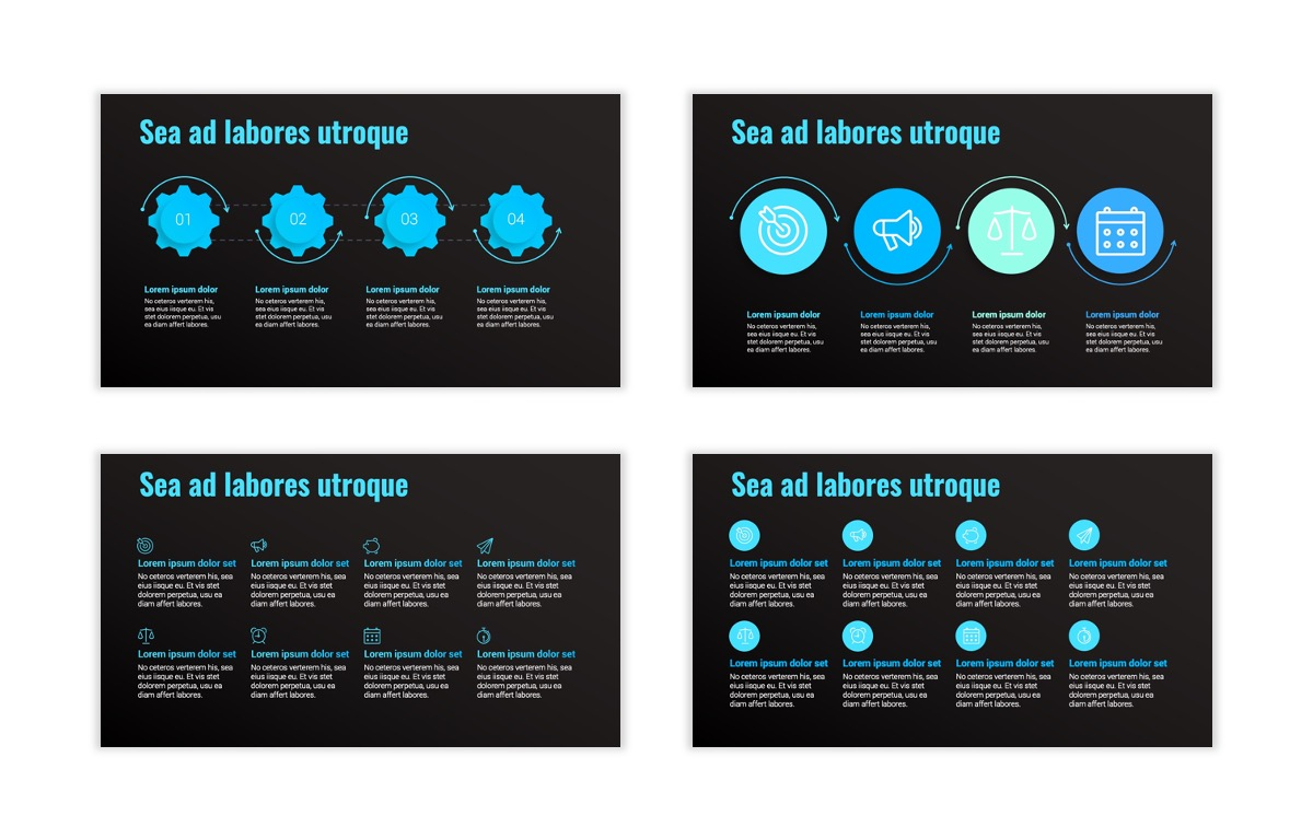 Syndey Blue Free PowerPoint Template Slide23