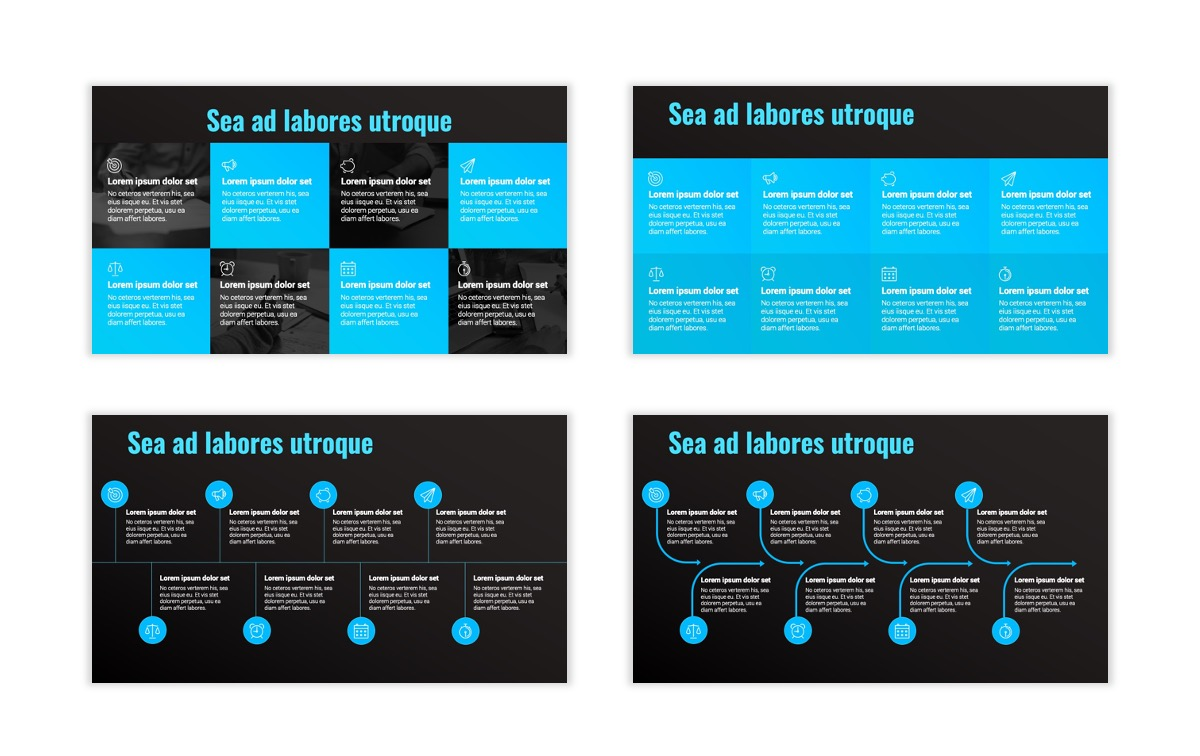 Syndey Blue Free PowerPoint Template Slide24