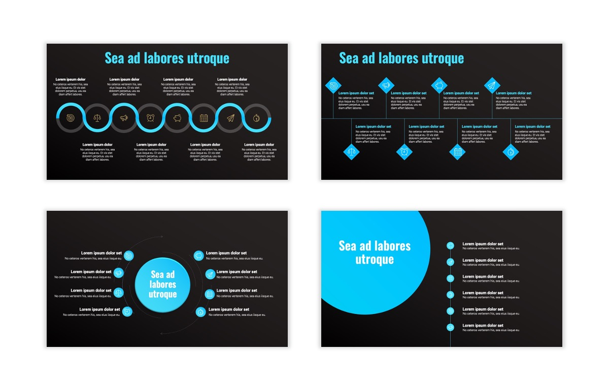 Syndey Blue Free PowerPoint Template Slide25