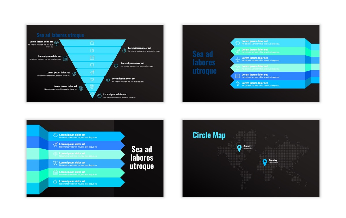 Syndey Blue Free PowerPoint Template Slide27