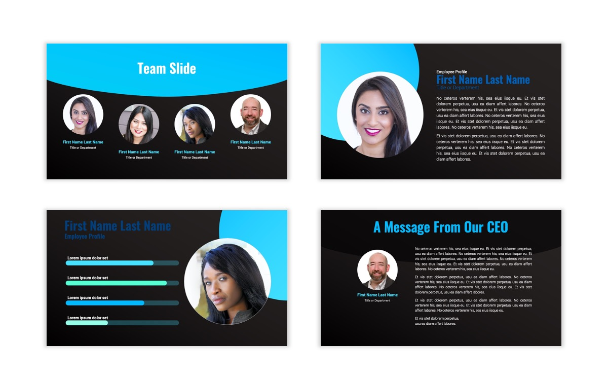 Syndey Blue Free PowerPoint Template Slide29