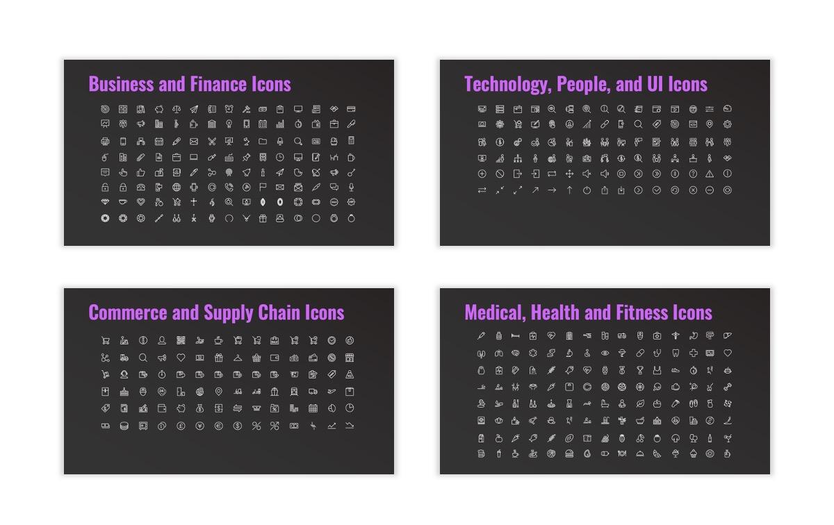 Syndey Purple Free PowerPoint Template Slide31