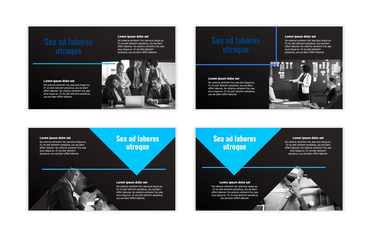 Syndey Blue Free PowerPoint Template Slide5