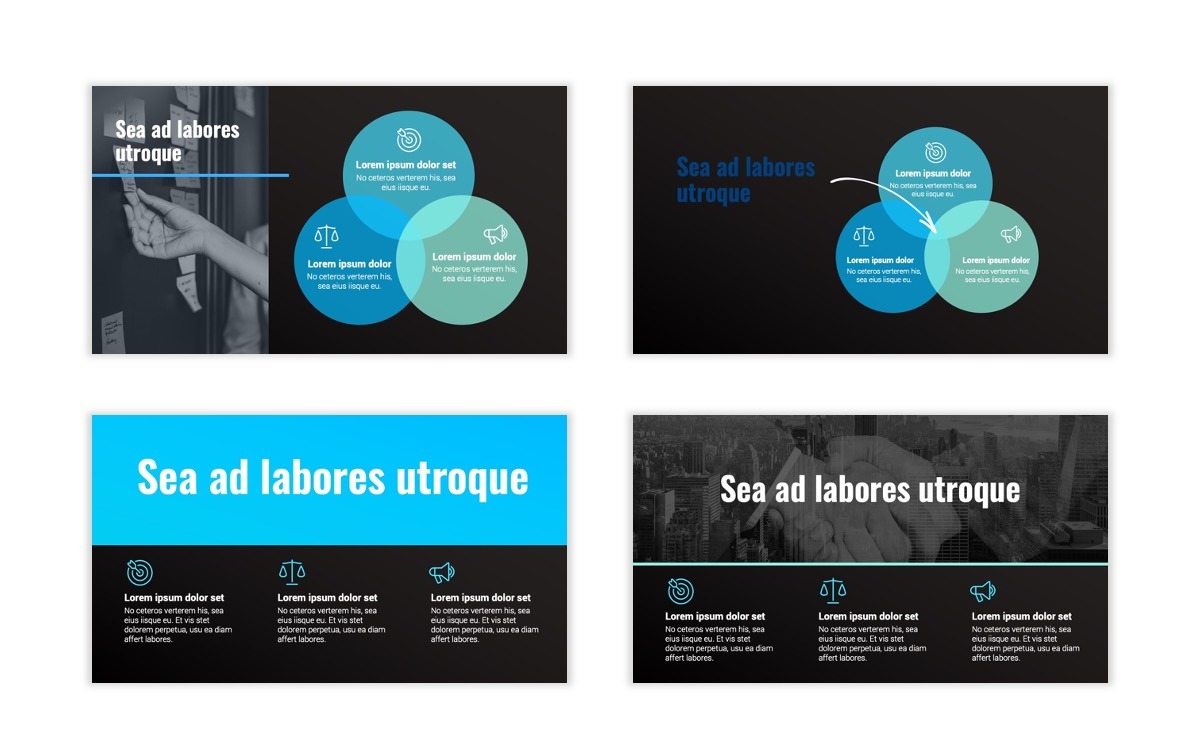 Syndey Blue Free PowerPoint Template Slide9